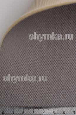 Сетка на поролоне с подложкой СТАЛЬНАЯ ширина 1,5м толщина 2,5мм