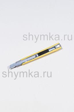 Нож для плёнок TJM LC-303 CUTTER ширина лезвия 9мм угол кончика лезвия 60°;