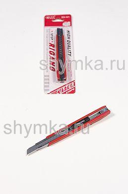 Нож для плёнок RIGANG RG-321 ширина лезвия 9мм угол кончика лезвия 60°