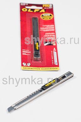 Нож для плёнок OLFA GT 126 нержавеющая сталь ширина лезвия 9мм угол кончика лезвия 60°