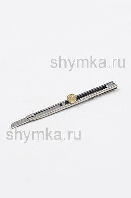 Нож для плёнок TJM LC-302 ENDURA ширина лезвия 9мм угол кончика лезвия 60° регулируемое колесо