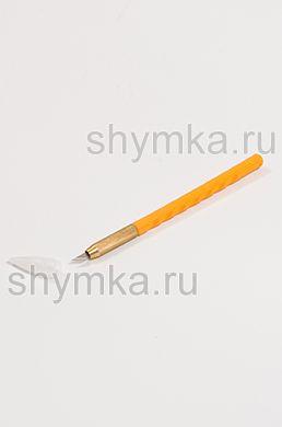 Нож для плёнок TJM перьевой LC 101 ширина лезвия 5мм угол кончика лезвия 32,8°