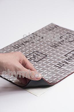 Виброизоляция Шумофф Микс Ф Special Edition 27х37см