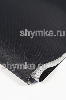 Винилискожа Швайцер БМВ с перфорацией 0500 BLACK ширина 1,4м толщина 0,95мм